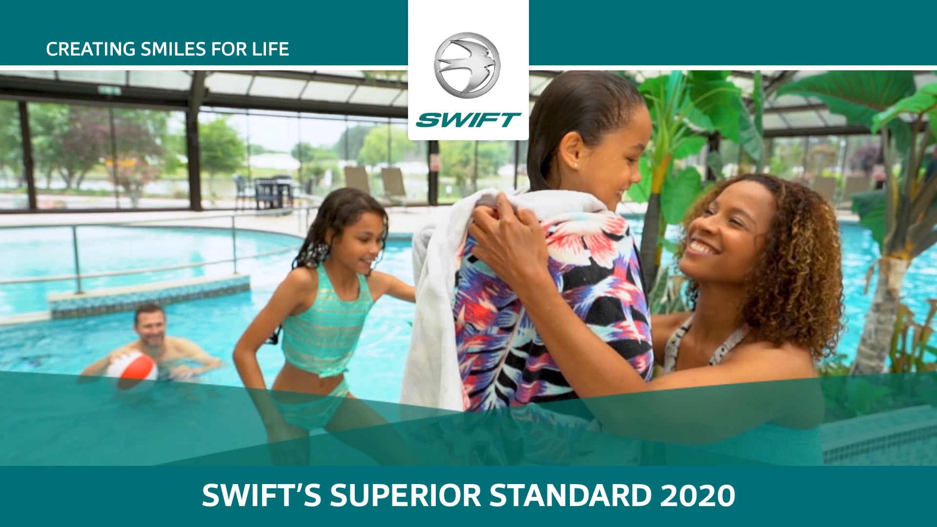 2020 Swift Holiday Homes – Superior Standard